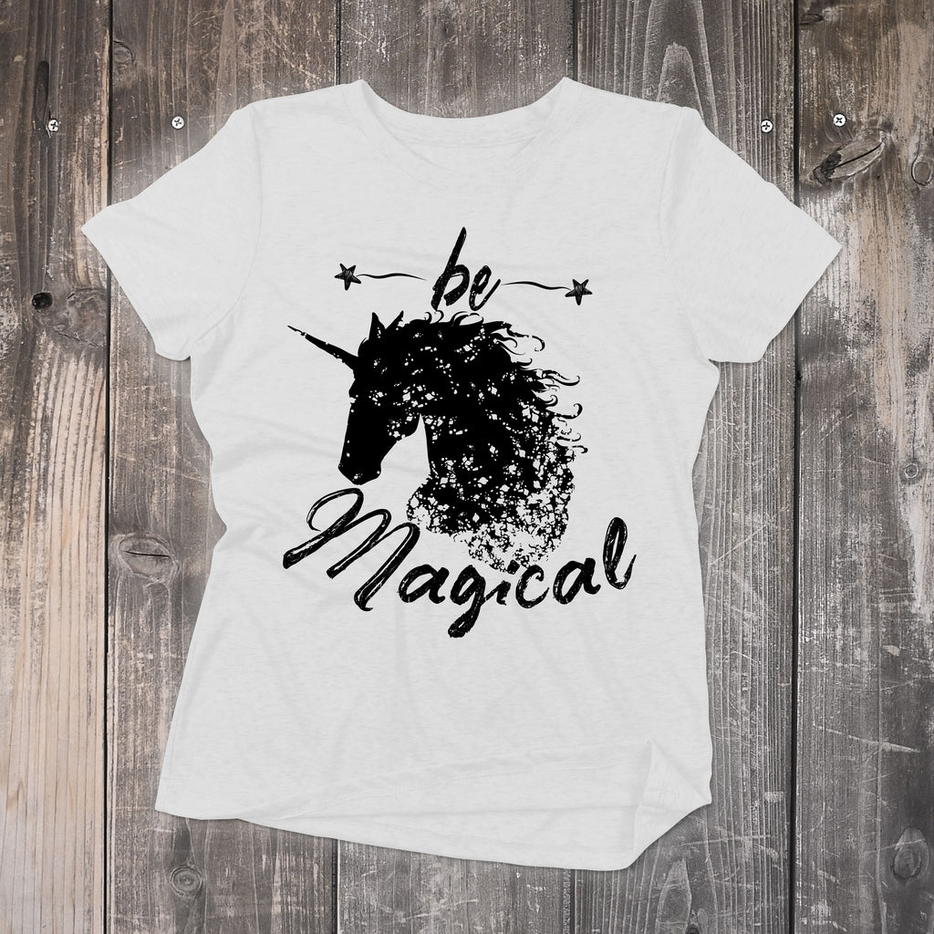 Be Magical - Unicorn Boho Shirt - Rebels and Roses Boutique