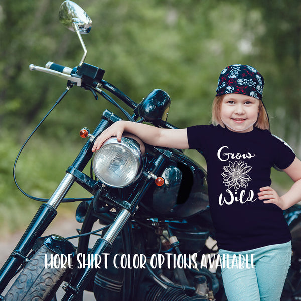 Grow Wild - Wild Child Kids Fashion