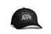 Mama Bear Black and Silver Hat