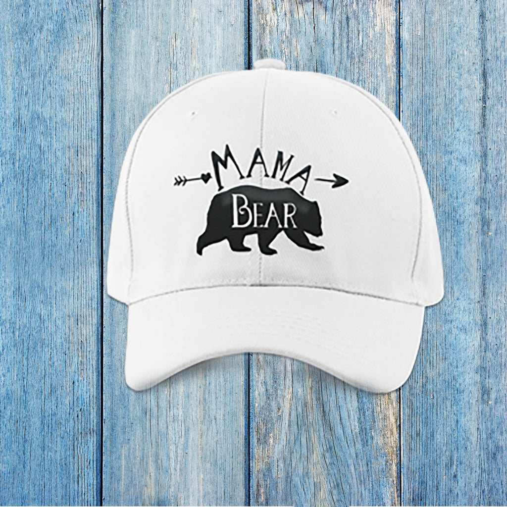 Mama Bear Trucker Cap - Hats for Women - Gypsy Junk Clothing Trunk