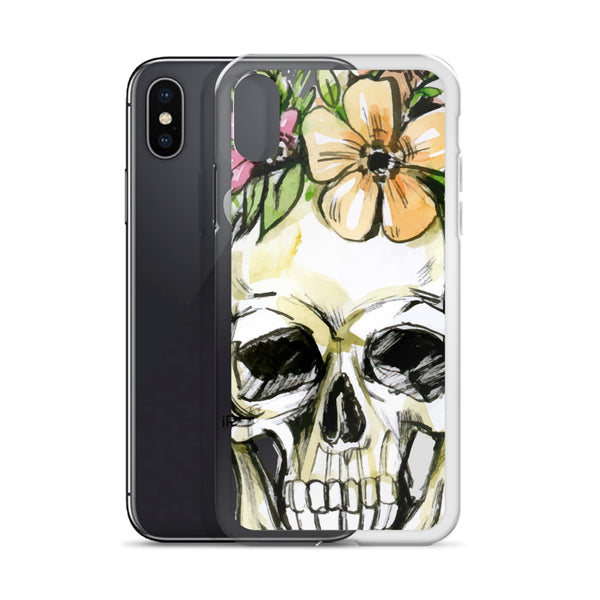 Skull iPhone Case - Gypsy Junk Clothing Trunk