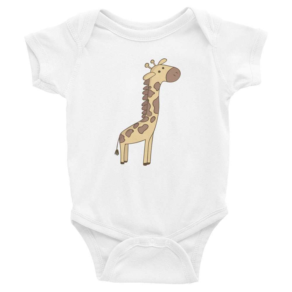 Baby Giraffe Bodysuit - Rebels and Roses Boutique
