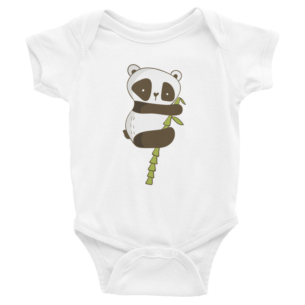 Little Panda Bodysuit - Rebels and Roses Boutique