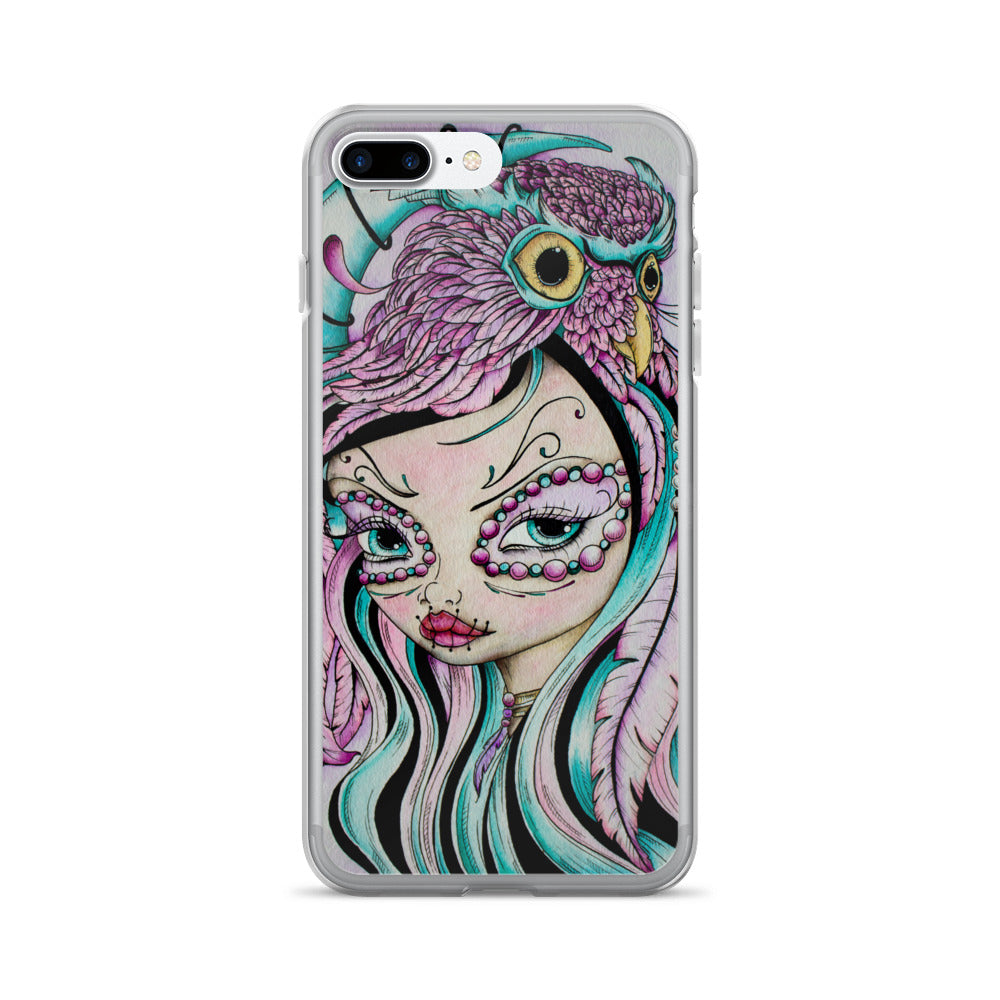 The Dreamer - iPhone Case 7/7 Plus - Rebels and Roses Boutique