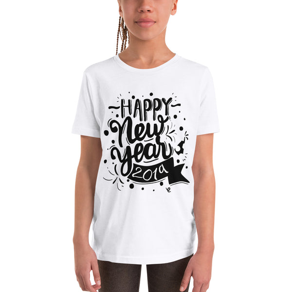 New Years 2019 Kids Tee - Gypsy Junk Clothing Trunk