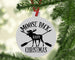 Moose Pack Baby Christmas Ornament - Gypsy Junk Clothing Trunk