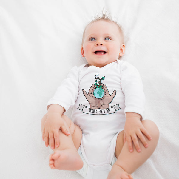 Mother Earth Day Baby Apparel