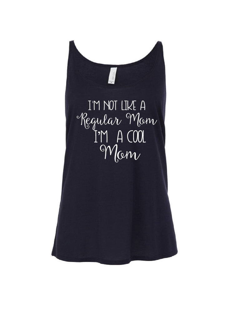 Cool Mom Tank Top, Mom Life Shirt, Cool Mom Shirt, Funny Mom Shirt - Rebels and Roses Boutique