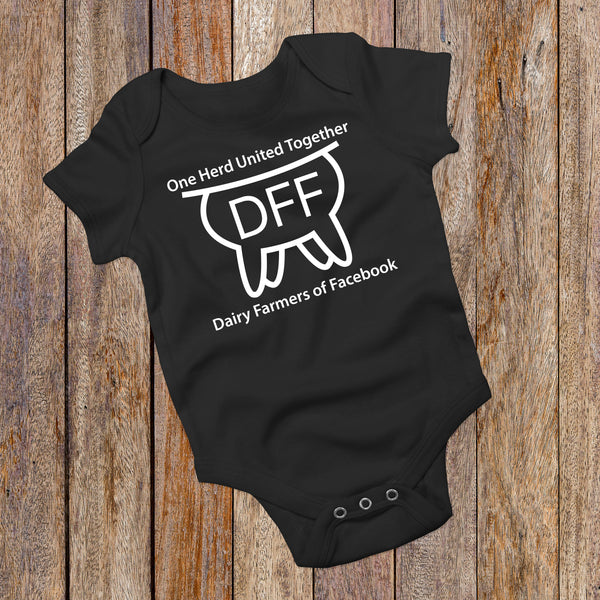 Dairy Farmers of Facebook Baby Outfit