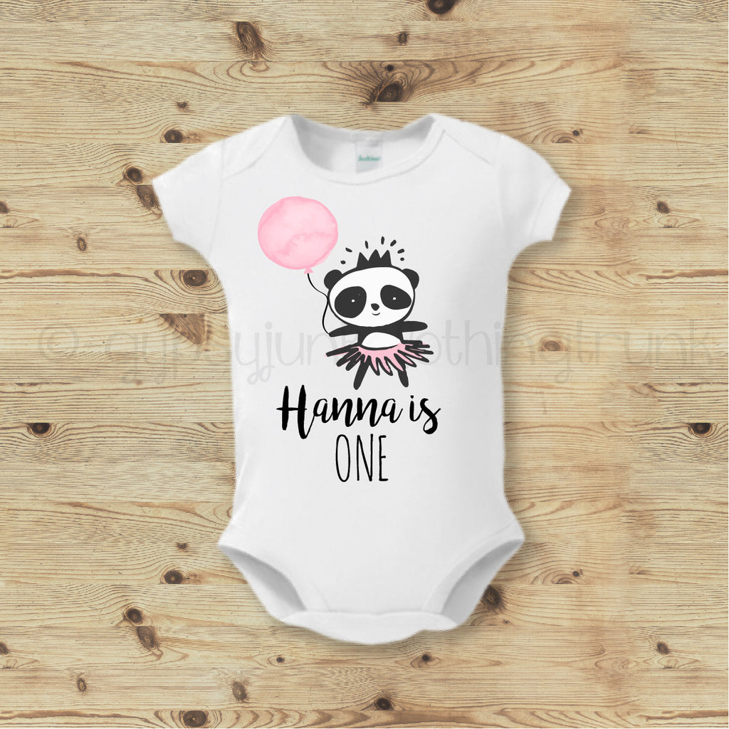 Birthday Baby Outfit, Birthday Bear Shirt, Custom Birthday Top - Rebels and Roses Boutique