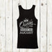 August Birthday Shirt, Leo Zodiac Tank - Birthday Top for Her - Rebels and Roses Boutique
