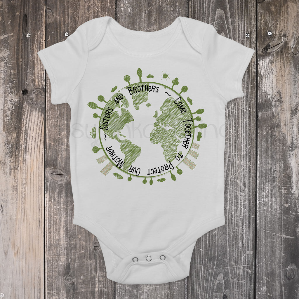 Earth Day Baby Apparel