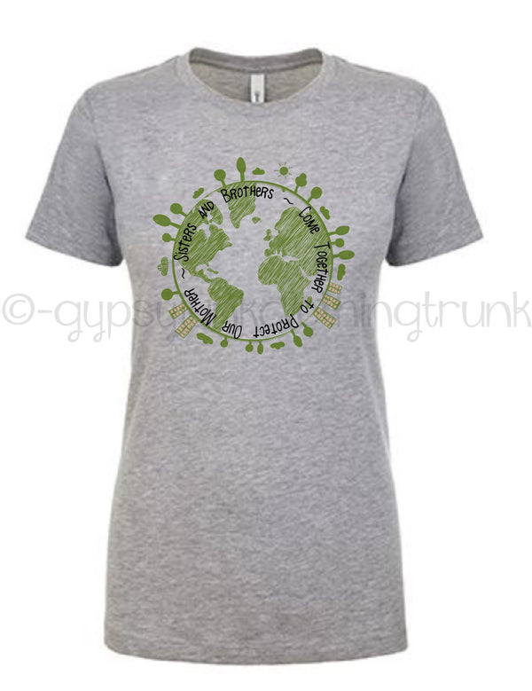Earth Day Shirt - Climate Change Top