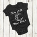 Stay Wild Moon Child - Boho Baby Outfit