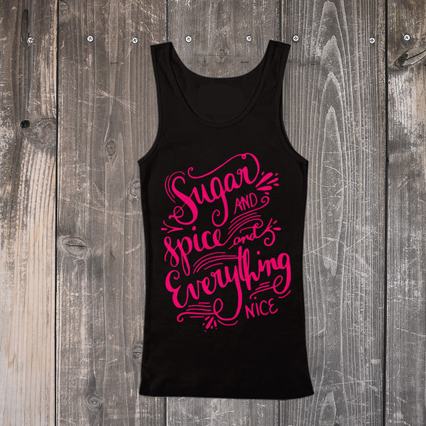 Sugar and Spice Tank Top