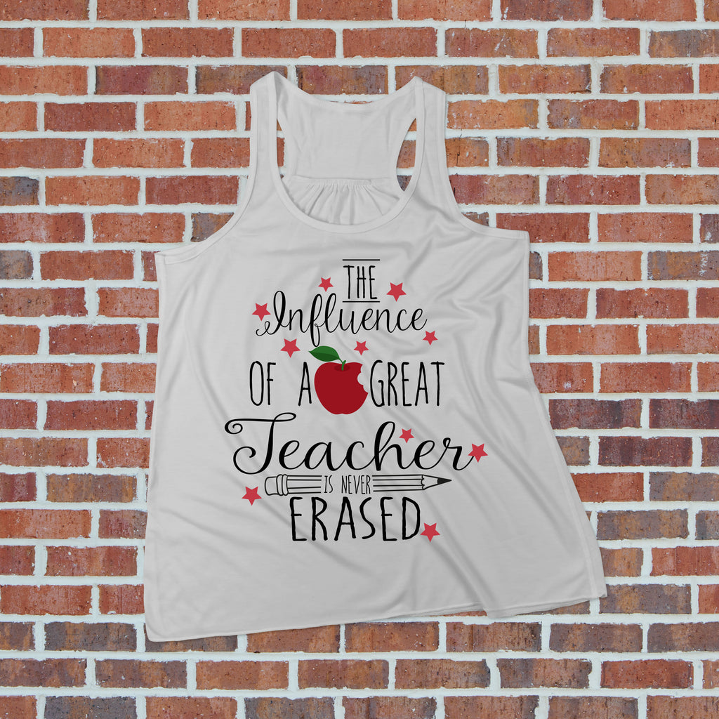 Teacher Tank Top - Shirts for Teachers - Work Profession Top - Rebels and Roses Boutique