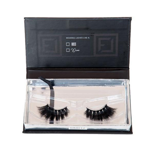 Strip Lashes (012)