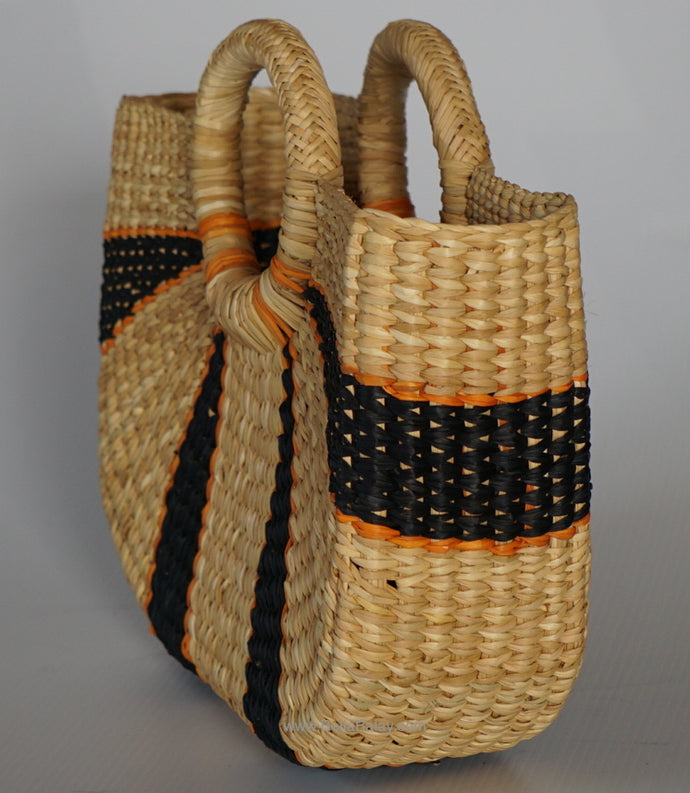Tekla Hand-Woven Bag – Bella Balay