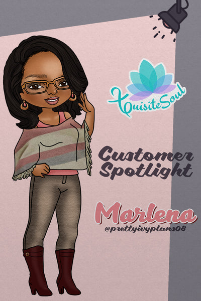 Customer Spotlight - Marlena