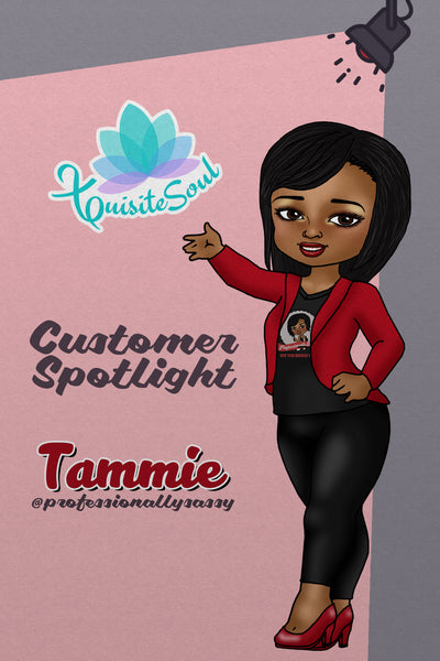 Customer Spotlight - Tammie