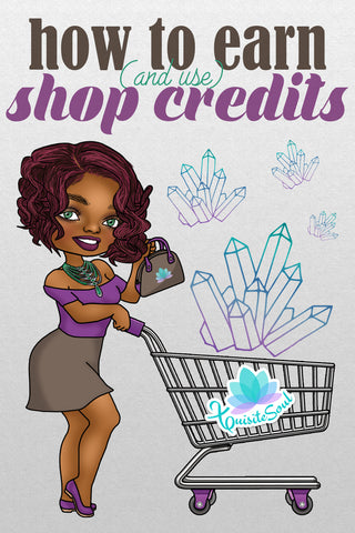 How to earn shop credits