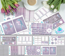 Pastel Purple Fairy Weekly Kit for Happy Planner