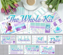 Virgo Zodiac Light Skin Weekly Kit for Happy Planner