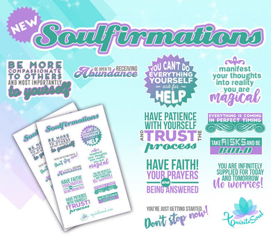Soulfirmations 1.0