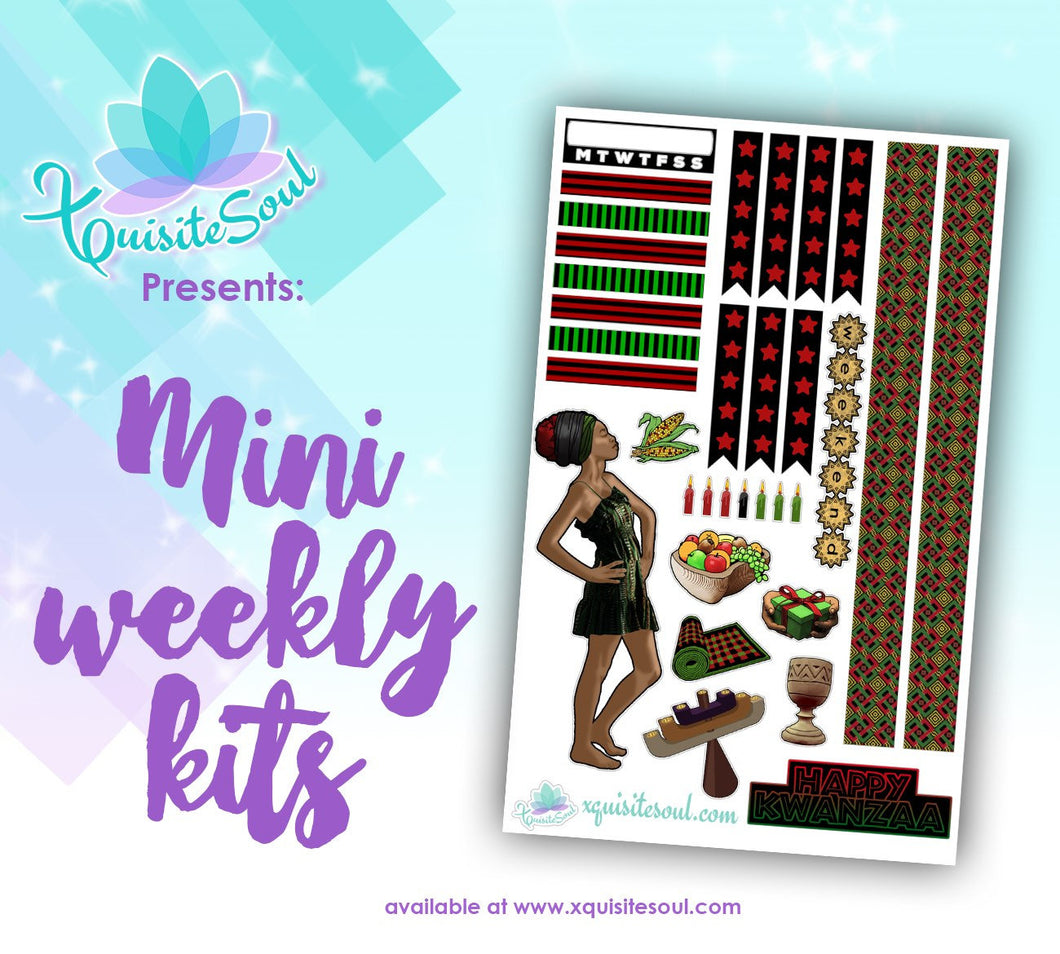 Kwanzaa Mini Weekly Kit