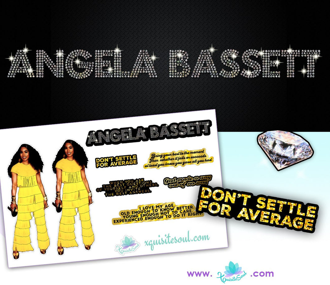 Angela Bassett Doll Kit