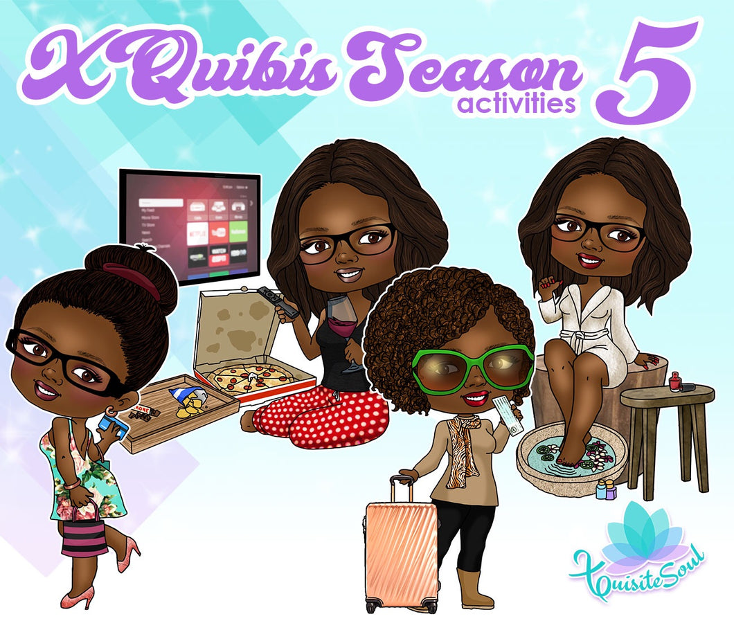 XQuibis Season 5 Activities