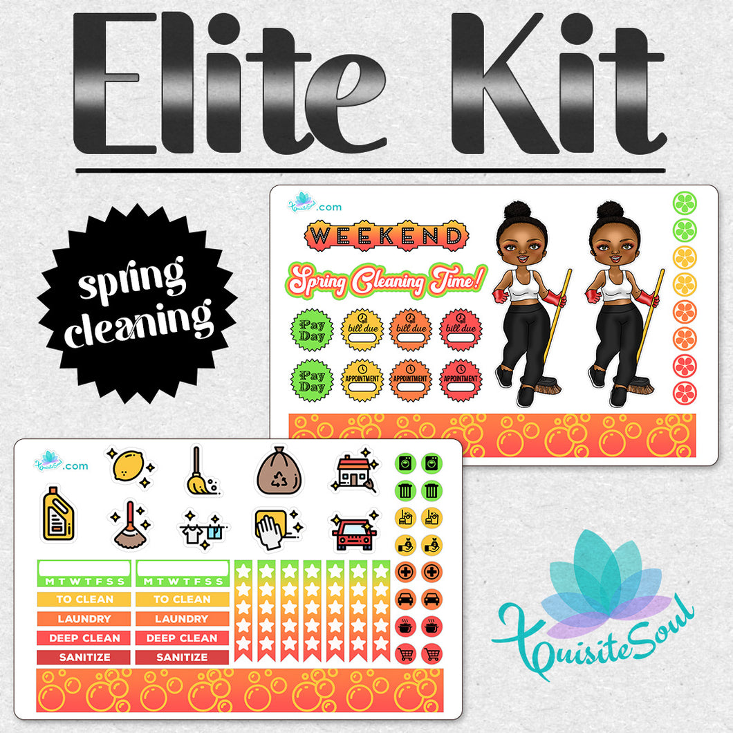 Spring Cleaning Elite Kit
