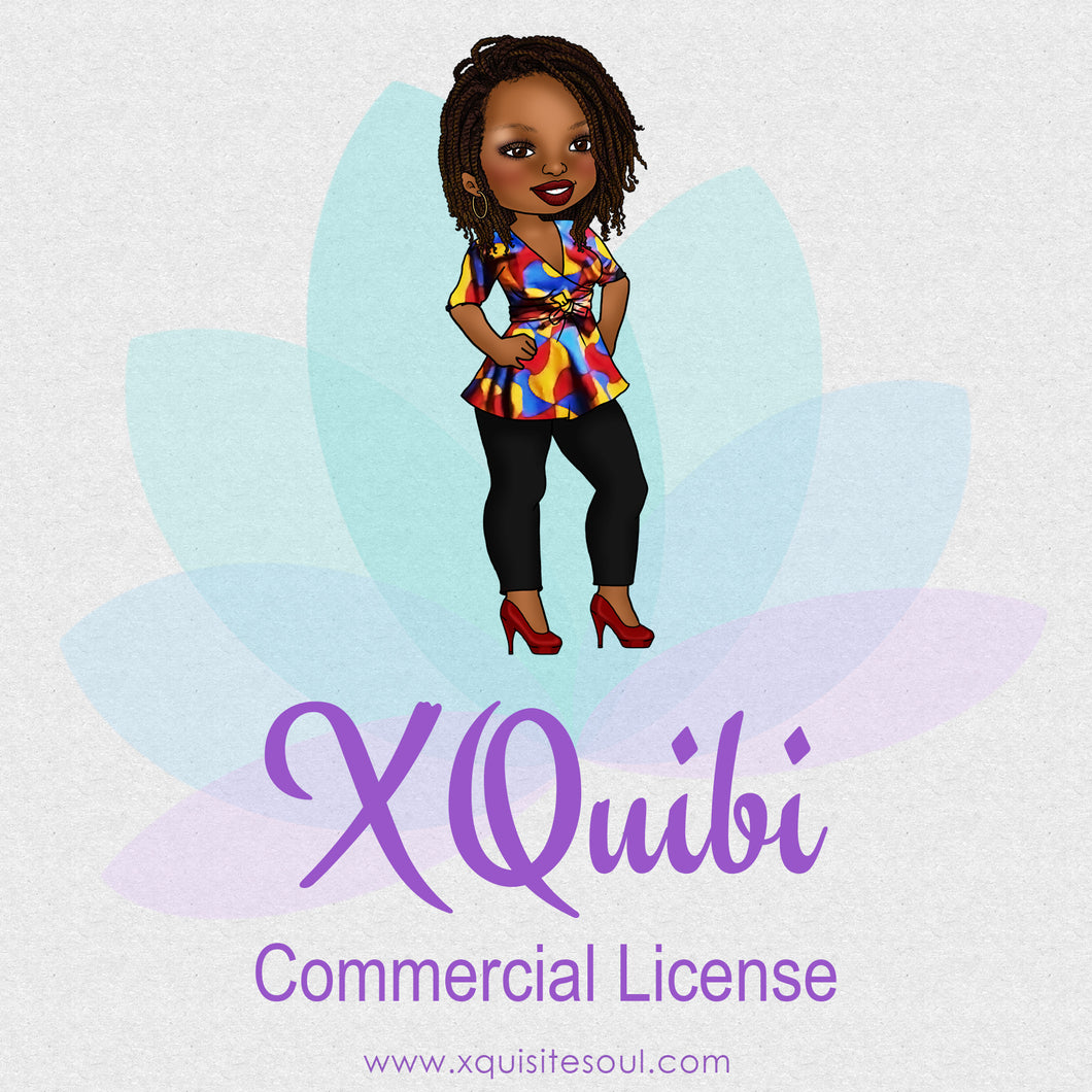 XQuibi Commercial License