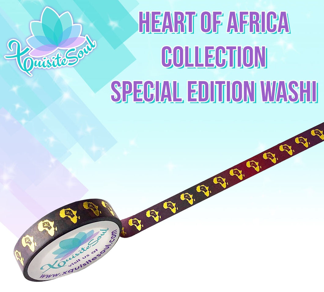 Heart of Africa Washi