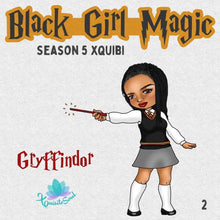 Black Girl Magic XQuibi
