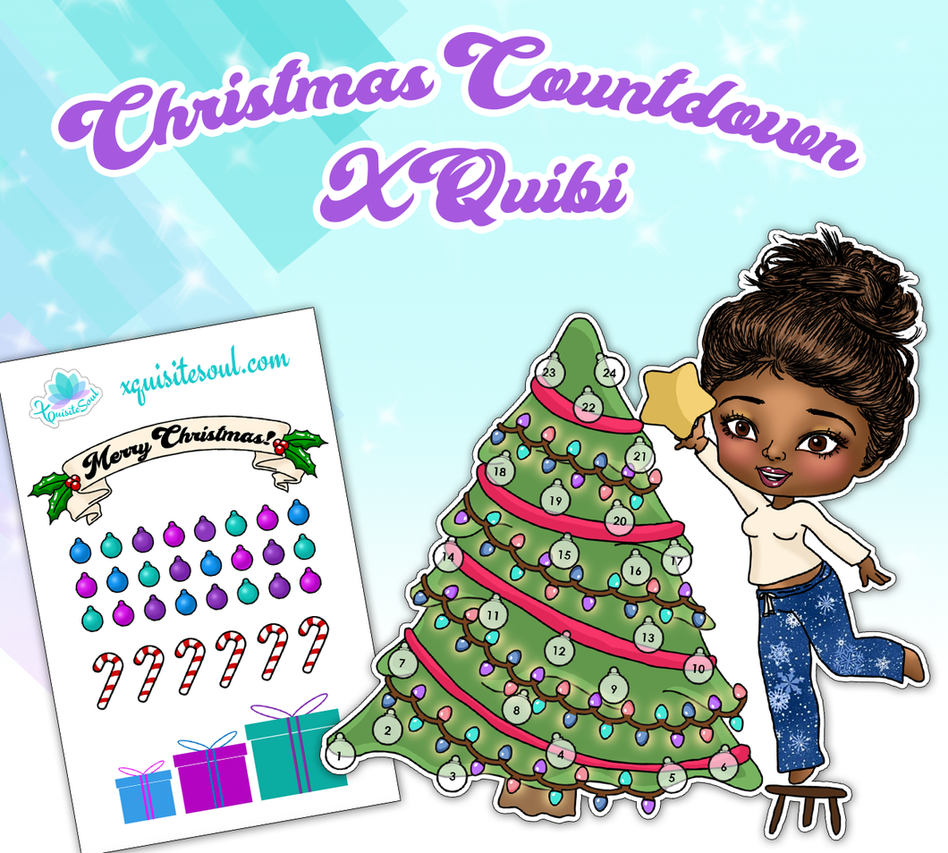 Christmas Countdown XQuibi