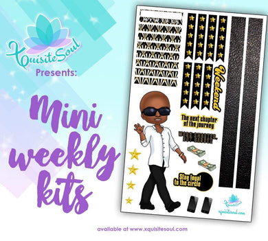 Next Chapter African American Mini Weekly Kit