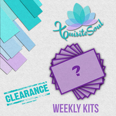 Weekly Kit Clearance Sale