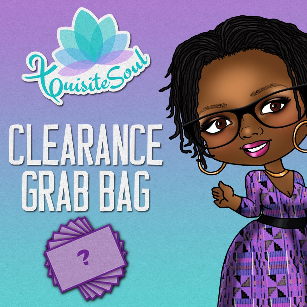Clearance Grab Bags