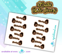 XQuibi Date Covers