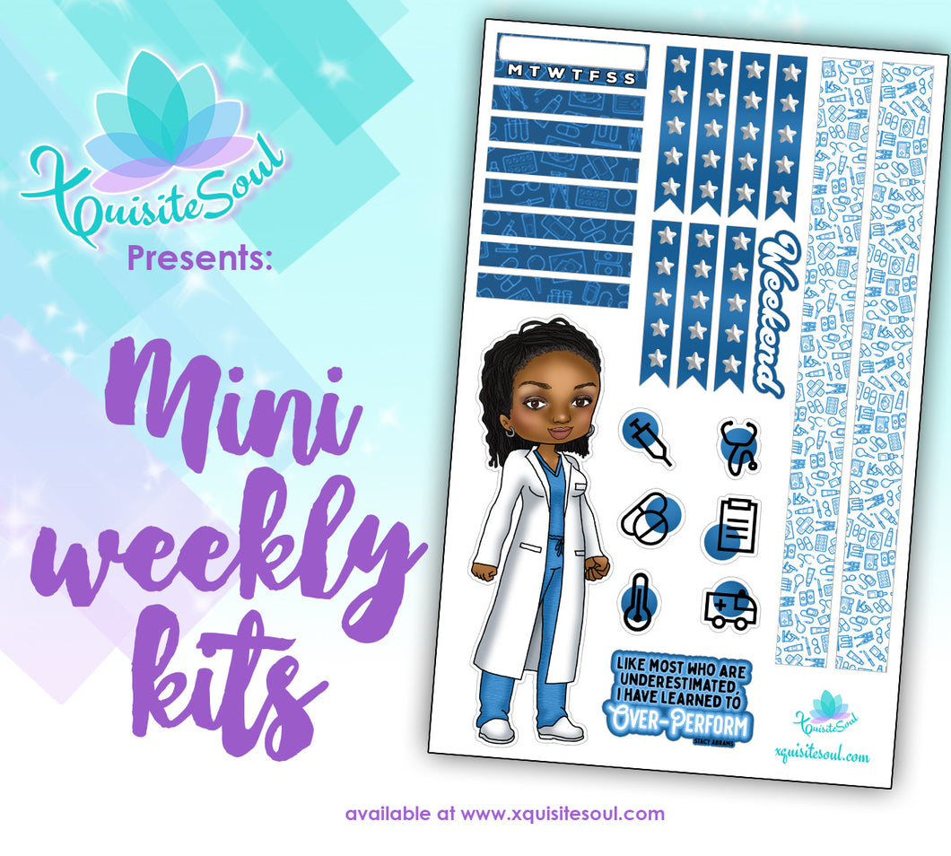 Over Perform Mini Weekly Kit