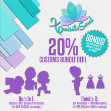 XQuibified Customs Bundle Deal