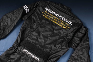 SHIRTSTUCKEDIN DRIVING FORCE RACING SUITS
