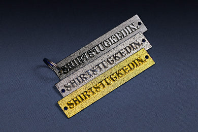 SHIRTSTUCKEDIN KEY RINGS