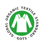 GOTS certified organic cotton