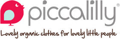 Piccalilly colourful kids clothing company from UK logo
