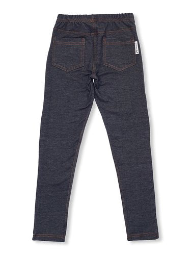 Leggings - Dark Denim Look - Organic by JNY