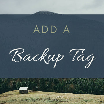 Back Up Tag