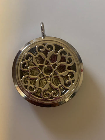 Lace Locket