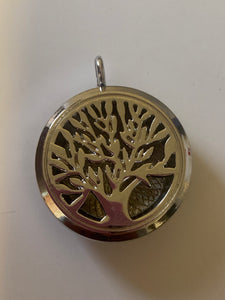 Tree Pearl Locket